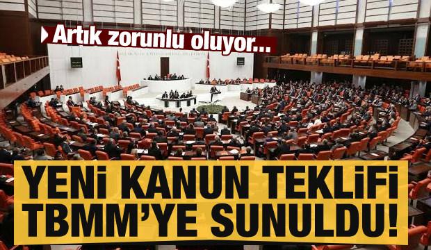 AK Parti'den hileli gıdalarla ilgili açıklama! Kanun teklifi TBMM'de
