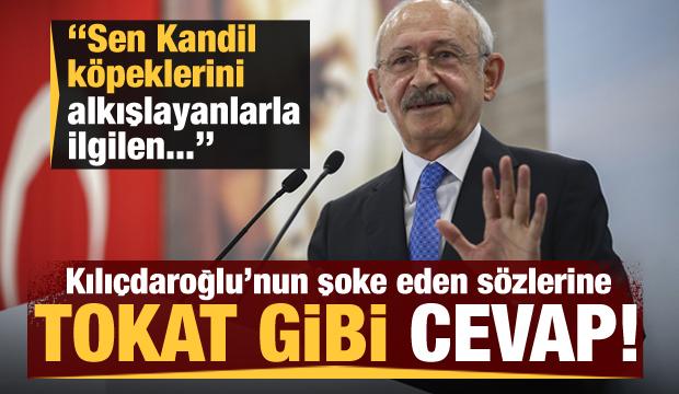 'Erva'nın son nefesi boyununa dolansın Kılıçdaroğlu!'