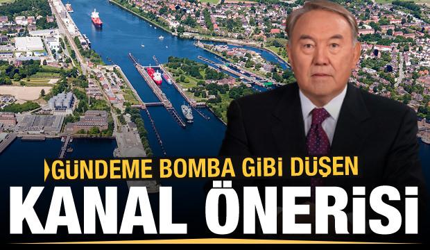 Son Dakika Haberi: Gündeme bomba gibi düşen 'yeni Kanal' önerisi