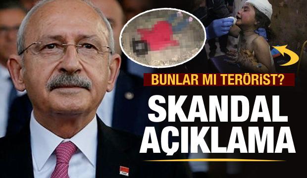 Kılıçdaroğlu'ndan skandal 'idlib' açıklaması