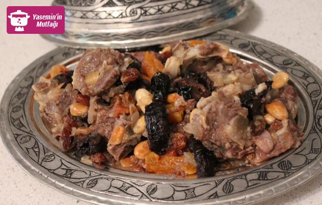 Osmanlı saray mutfağı yemeği 'Mutancana'
