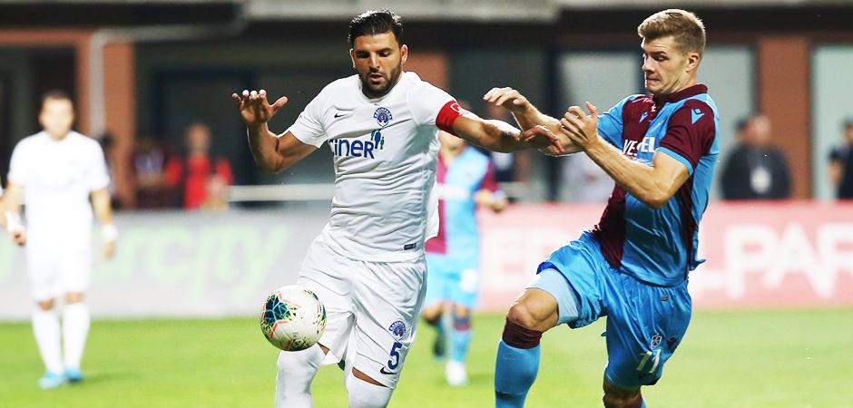 Trabzonspor - Kasımpaşa! Muhtemel 11'ler
