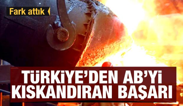 Türkiye'den AB'yi kıskandıran başarı! Fark attık... 18 Ocak 2020 Günün Önemli Gelişmeleri