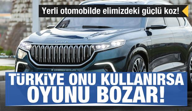 Yerli otomobilde Türkiye'nin elindeki güçlü koz! O madeni kullanırsa...