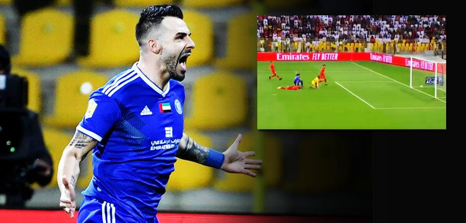 Yok artık Negredo! 6. saniyede golünü attı