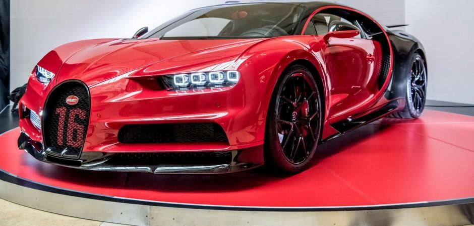 Bugatti Chiron'un yeni modelleri gelecek!