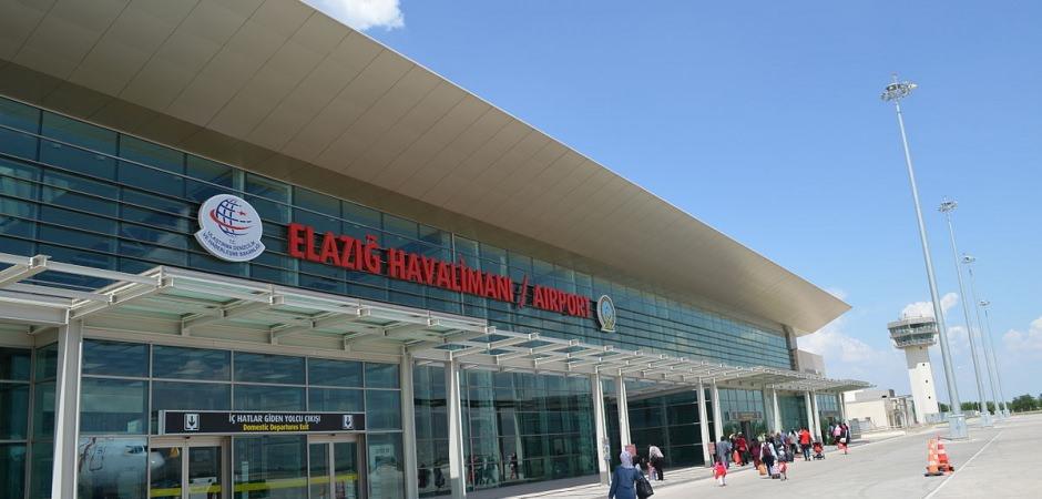 Elazığ ve Malatya Havalimanları'na ulaşım ücretsiz