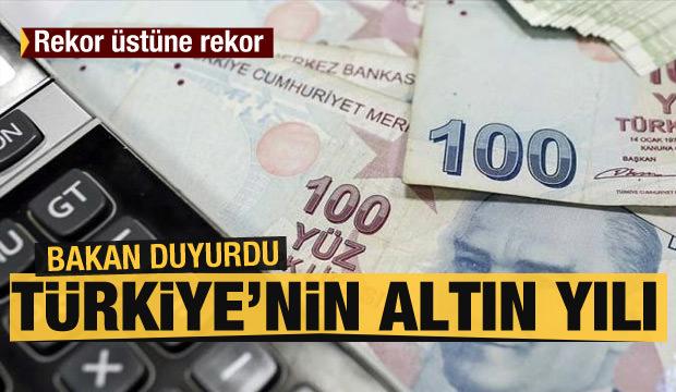 Rekor üstüne rekor! Türkiye'nin altın yılı (20 Ocak 2020 Günün Önemli Gelişmeleri)