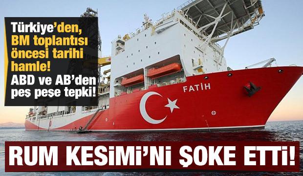 Rum Kesimi şokta! Türkiye, BM toplantısına katılmalarına engel oldu