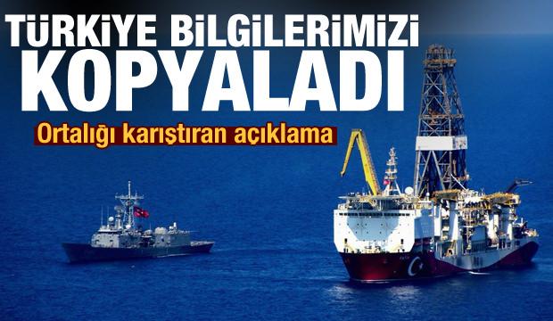 Rumlardan ortalığı karıştıran açıklama: Türkiye bilgilerimizi kopyaladı