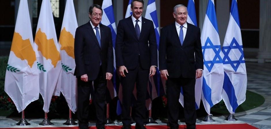 Yunanistan, Mısır ve İsrail'e uyarı: Anahtarı Türkiye'de