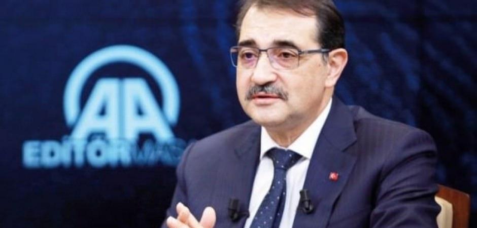 Bakan Dönmez doğalgaz fiyatındaki eleştirileri yanıtladı