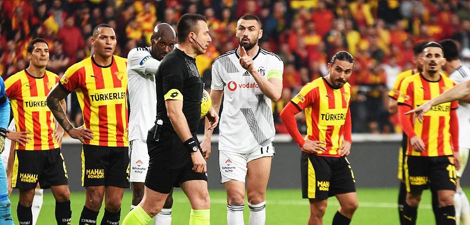 Beşiktaş'tan Göztepe maçı için yeni başvuru!
