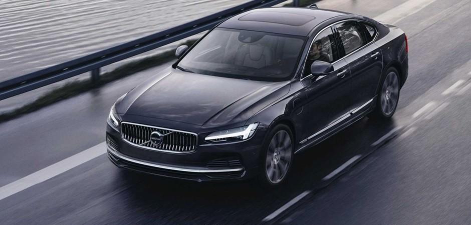 2020 Makyajlı Volvo S90 ve V90 tanıtıldı!
