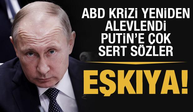 ABD krizi yeniden alevlendi! Putin'e çok sert sözler (22 Şubat 2020 Günün Önemli Gelişmeleri)