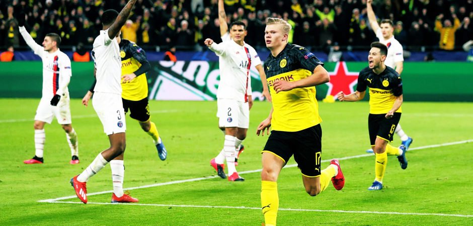Borussia Dortmund, PSG'yi Haaland'la geçti!