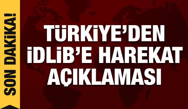 Çavuşoğlu'ndan İdlib'e harekat sorusuna yanıt
