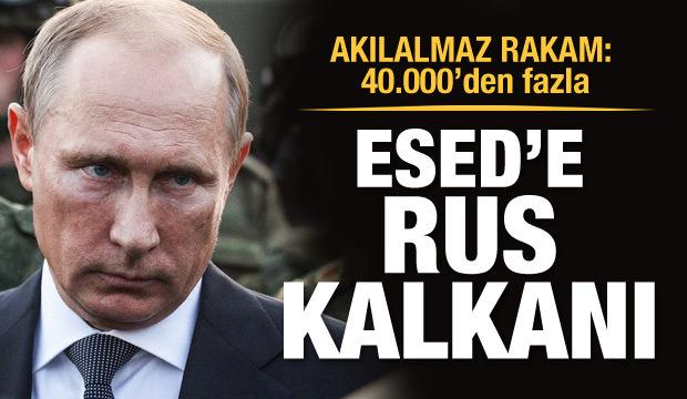 Esed'e Rus kalkanı