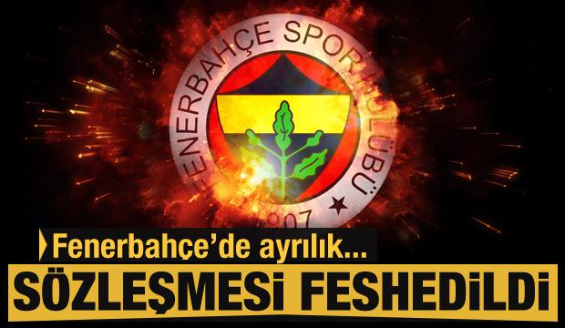 Fenerbahçe'de Rami'nin sözleşmesi feshedildi