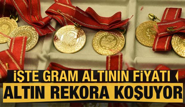 Gram altın yükseliyor! 19 Şubat altın fiyatları