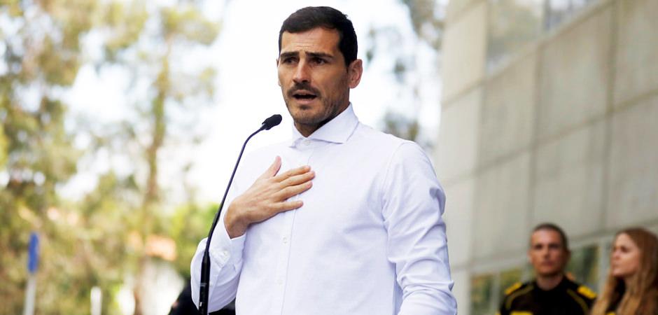 Iker Casillas başkanlığa resmen aday oldu!