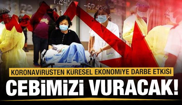 Koronavirüs Küresel ekonomiyi nasıl etkiler?