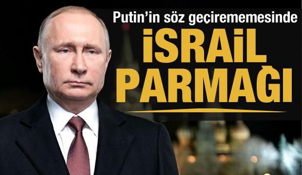 Rusya ile ilgili çarpıcı sözler: Çevresine İsrail'e yakın isimler yerleşti