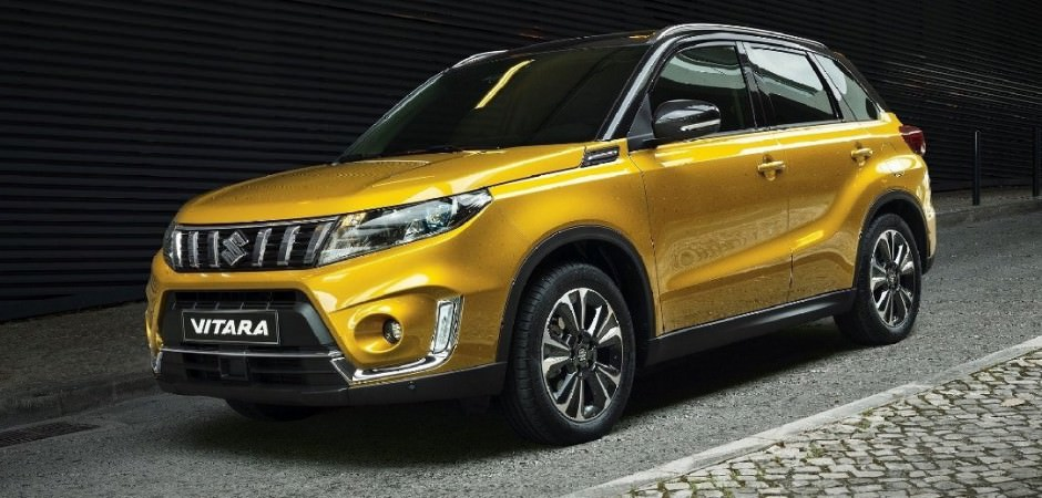 Suzuki Vitara rekor kırdı
