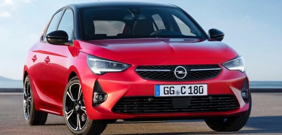 Yenilenen 2020 Opel Corsa'ya bir ödül daha!