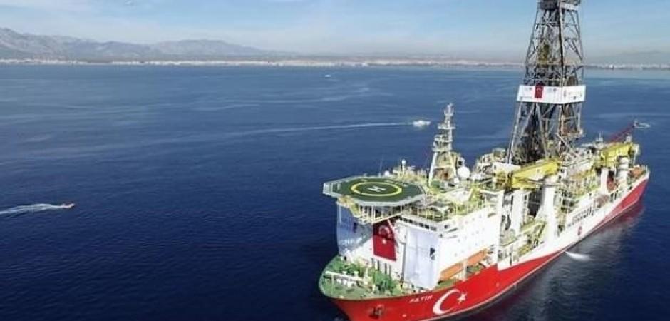 Bakan duyurdu: Üçüncü sondaj gemisi yolda