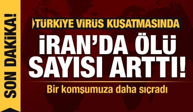 Koronavirüste son dakika: Türkiye virüs kuşatması altında! Ölü sayısı bir anda fırladı