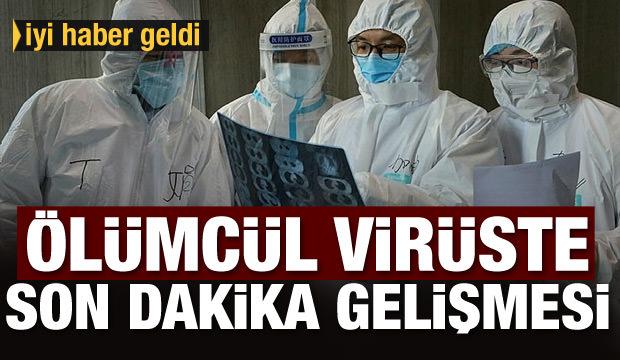 Ölümcül virüste gerileme