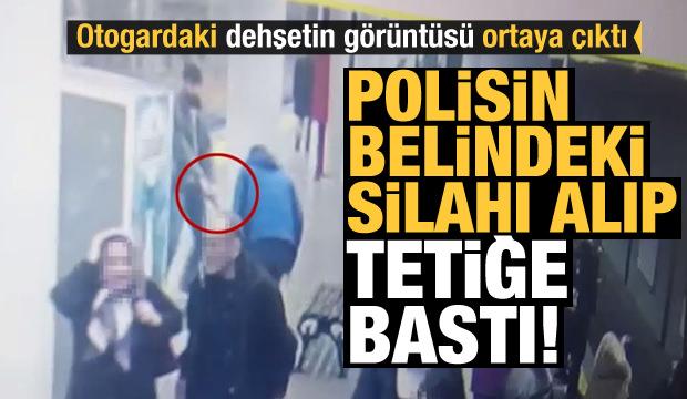 Polisin belindeki  silahı alıp tetiğe bastı (27 Şubat 2020 Günün Önemli Gelişmeleri)