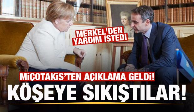 Türkiye'nin kararı sonrası Miçotakis'ten Mülteci açıklaması