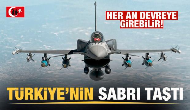 Türkiye'nin sabrı taştı! Yeni plan her an devreye girebilir!