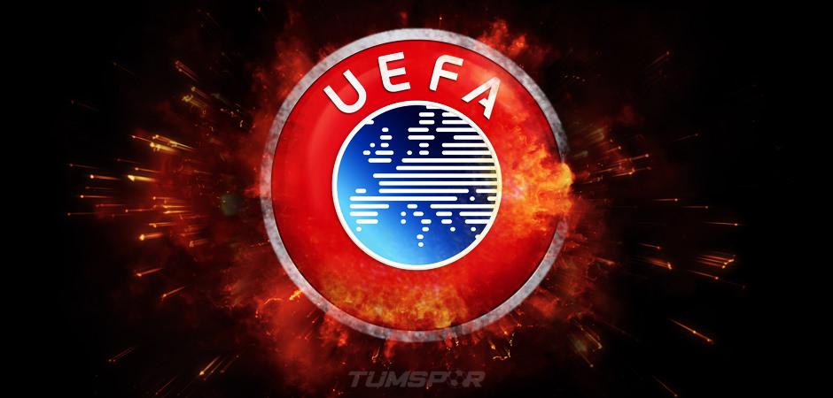 UEFA'dan flaş koronavirüs açıklaması!