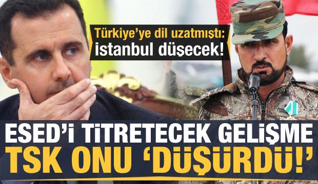 'Kaplan Tugayları' Komutanı Süheyl Selman el-Hasan, ile ilgili görsel sonucu