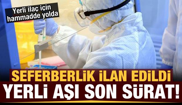 29 Mart Pazar gazete manşetleri - Seferberlik ilan edildi, yerli aşı son sürat!