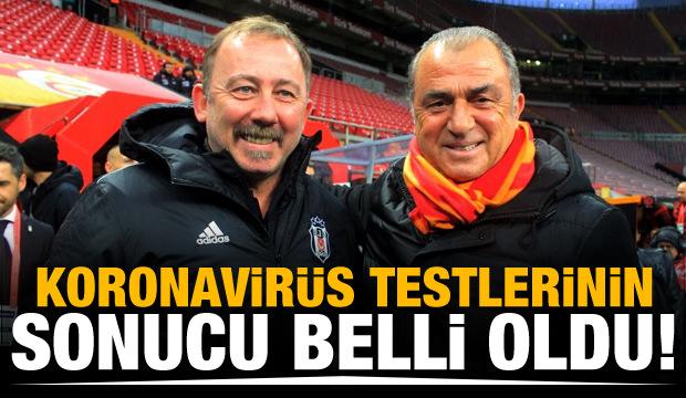 Beşiktaş'ta koronavirüs testinin sonucu belli oldu!