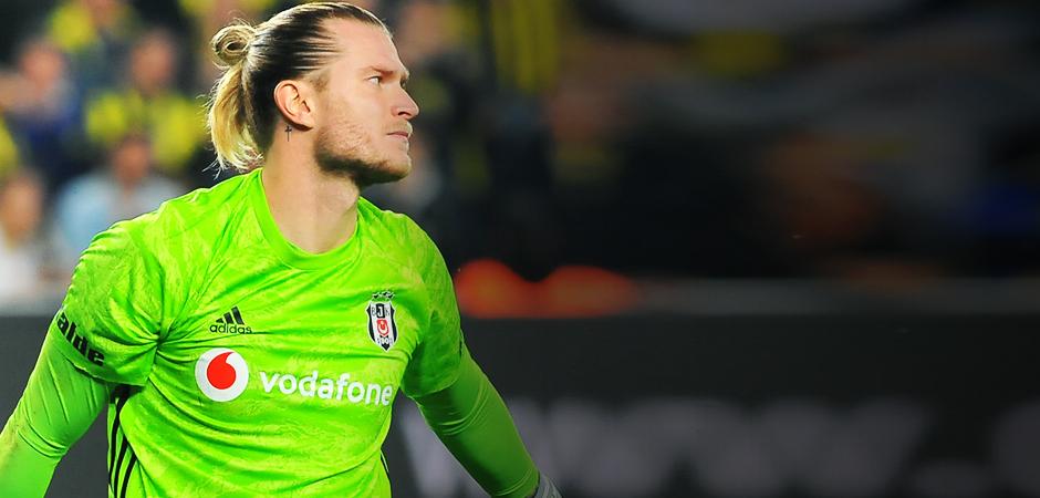 Loris Karius'tan Beşiktaş'a büyük ayıp!