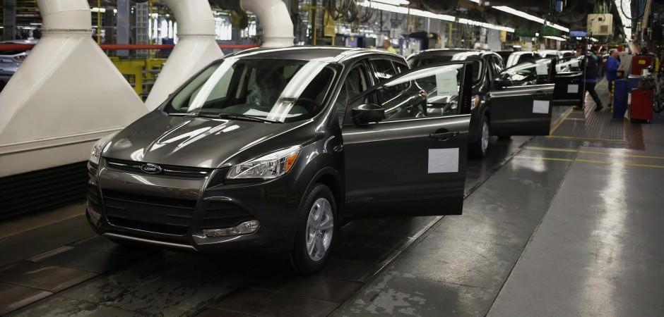 Ford üretimi durdurmayı uzattı