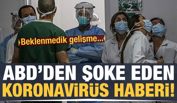 Koronavirüsün yeni bir belirtisini tespit ettiler: Konjonktivit!