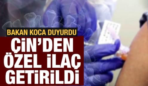 Son dakika haberi: Koronavirüsün ilacı var mı? Sağlık Bakanı Koca açıklama yaptı