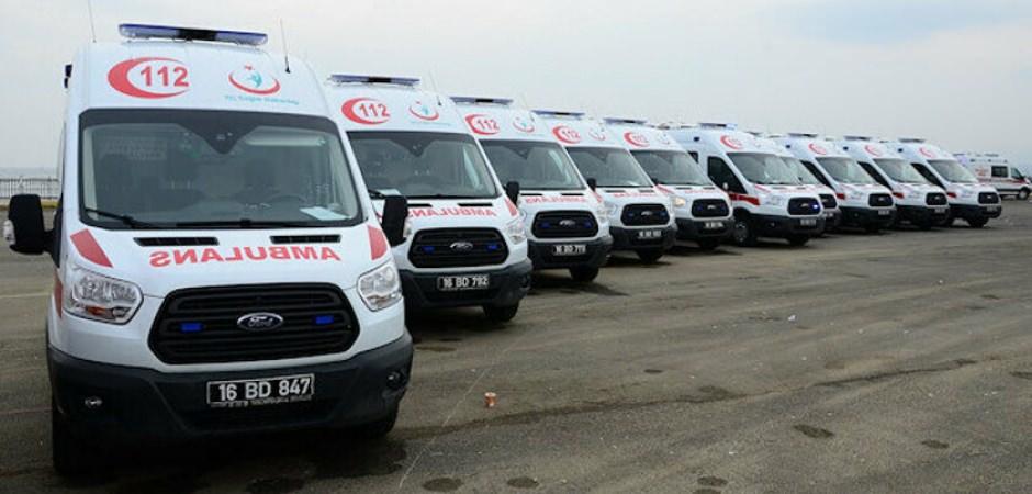 Akaryakıt şirketlerinde Sağlık Bakanlığı'na yakıt desteği!
