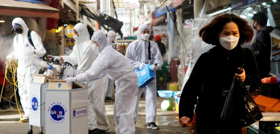 Çarpıcı tespit: Oyunun son perdesi koronavirüs