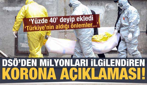 Son dakika: DSÖ'nün üst düzey Türk yetkilisinden milyonları ilgilendiren koronavirüs açıklaması