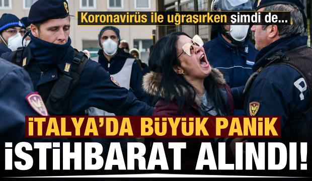 Son dakika haberi: İtalya'da koronavirüs sonrası büyük endişe!