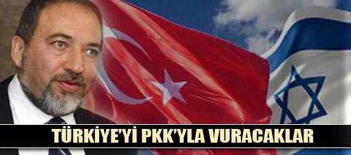 Lieberman PKK'ya yardım edecek