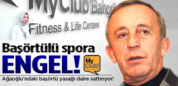 Ağaoğlu'ndaki başörtü yasağı daire sattırıyor!