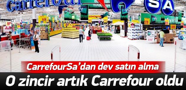 CarrefourSA, Kiler Alışveriş'i satın aldı